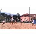 A Cosseria si pratica il beach volley